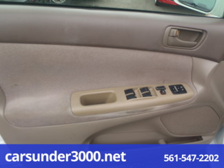 2002 Toyota Camry LE Lake Worth , Florida 7