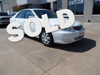 2002 Toyota Camry in Plano Texas