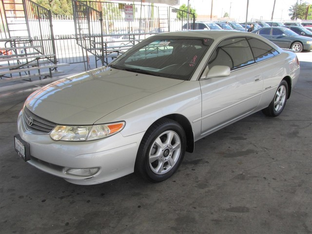 2002 Toyota Camry Solara SE Please call or e-mail to check availability All of our vehicles are