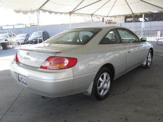 2002 Toyota Camry Solara SE Gardena, California 2