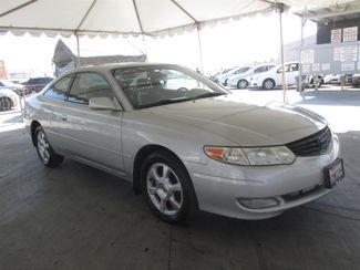 2002 Toyota Camry Solara SE Gardena, California 3