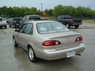 2002 Toyota Corolla LE San Antonio, Texas 7