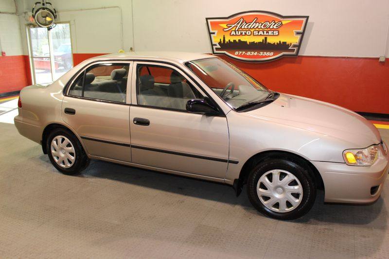 2002 Toyota Corolla CE  city Illinois  Ardmore Auto Sales  in West Chicago, Illinois