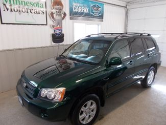 2002 Toyota Highlander  | Litchfield, MN | Minnesota Motorcars in Litchfield MN