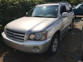 2002 Toyota Highlander Base  city MA  Baron Auto Sales  in West Springfield, MA