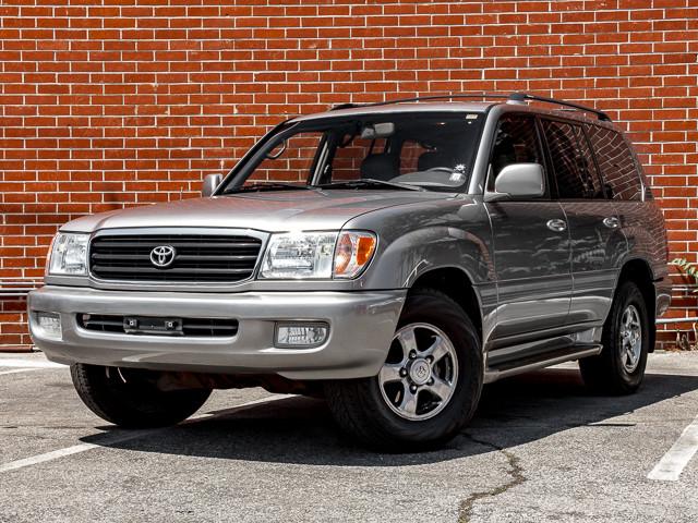 2002 Toyota Land Cruiser Burbank, CA 0