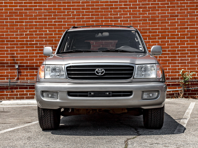 2002 Toyota Land Cruiser Burbank, CA 1