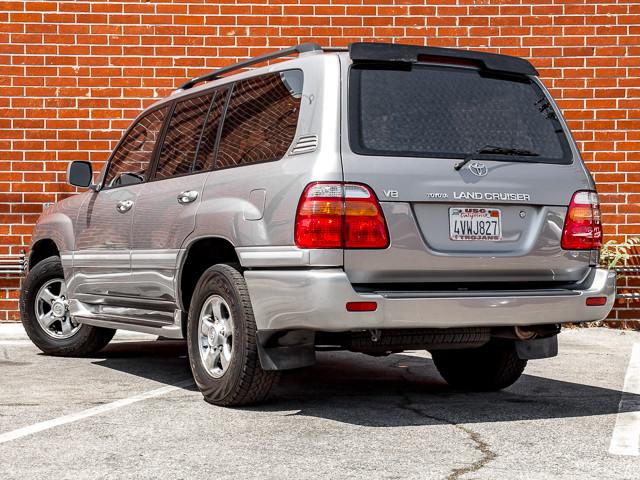 2002 Toyota Land Cruiser Burbank, CA 5