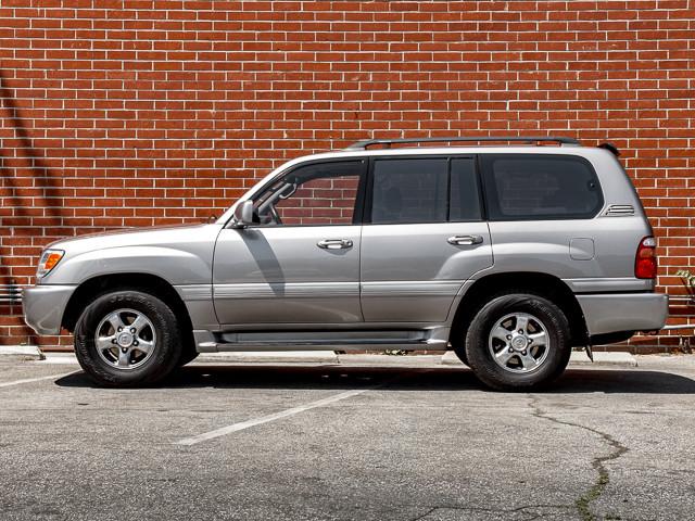 2002 Toyota Land Cruiser Burbank, CA 7