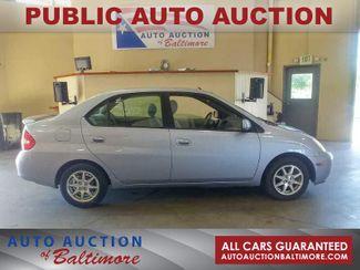 2002 Toyota Prius    JOPPA, MD   Auto Auction of Baltimore  in Joppa MD