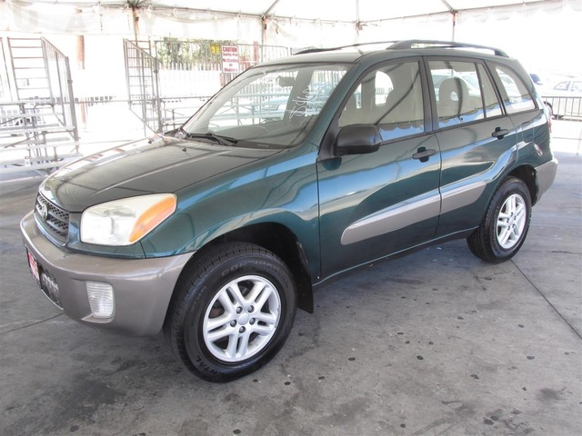 2002 Toyota RAV4 This particular Vehicles true mileage is unknown TMU Please call or e-mail to