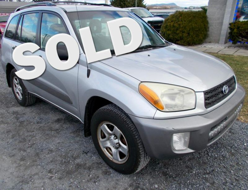 2002 Toyota RAV4  | Harrisonburg, VA | Armstrong's Auto Sales in Harrisonburg VA