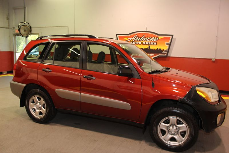 2002 Toyota RAV4   city Illinois  Ardmore Auto Sales  in West Chicago, Illinois
