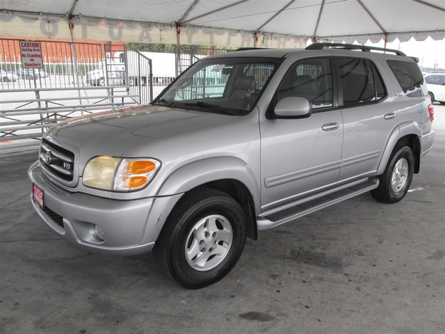 2002 Toyota Sequoia Limited This particular Vehicle comes with 3rd Row Seat Please call or e-mail