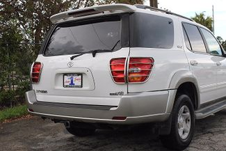 2002 Toyota Sequoia SR5 Hollywood, Florida 37