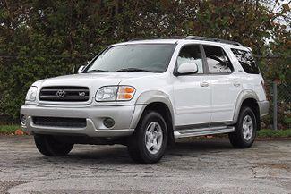 2002 Toyota Sequoia SR5 Hollywood, Florida 10