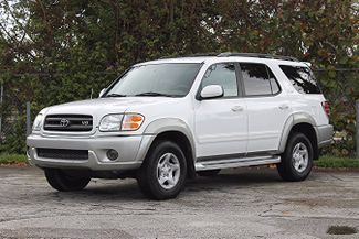 2002 Toyota Sequoia SR5 Hollywood, Florida 14