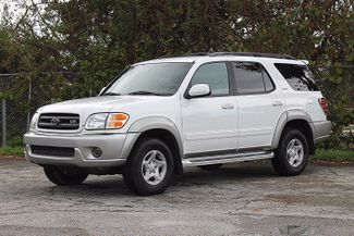 2002 Toyota Sequoia SR5 Hollywood, Florida 41