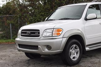 2002 Toyota Sequoia SR5 Hollywood, Florida 33