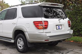2002 Toyota Sequoia SR5 Hollywood, Florida 38