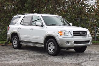 2002 Toyota Sequoia SR5 Hollywood, Florida 20