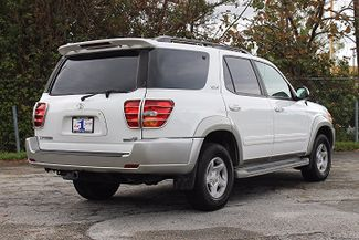 2002 Toyota Sequoia SR5 Hollywood, Florida 4