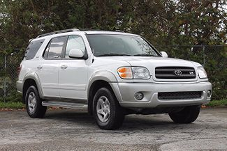 2002 Toyota Sequoia SR5 Hollywood, Florida 1
