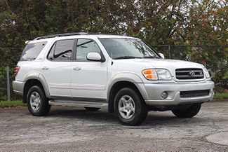 2002 Toyota Sequoia SR5 Hollywood, Florida 48