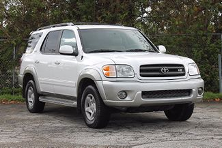 2002 Toyota Sequoia SR5 Hollywood, Florida 13