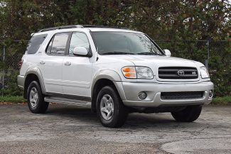 2002 Toyota Sequoia SR5 Hollywood, Florida 30