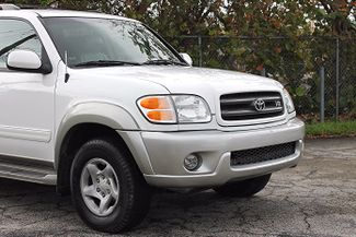 2002 Toyota Sequoia SR5 Hollywood, Florida 34