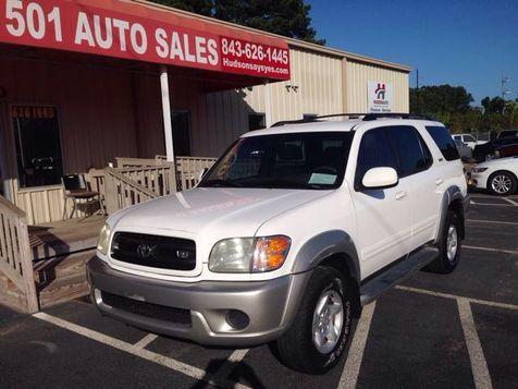 2002 Toyota Sequoia SR5 | Myrtle Beach, South Carolina | Hudson Auto Sales in Myrtle Beach, South Carolina