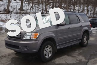 2002 Toyota Sequoia Limited Naugatuck, Connecticut