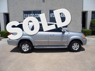 2002 Toyota Sequoia in Plano Texas