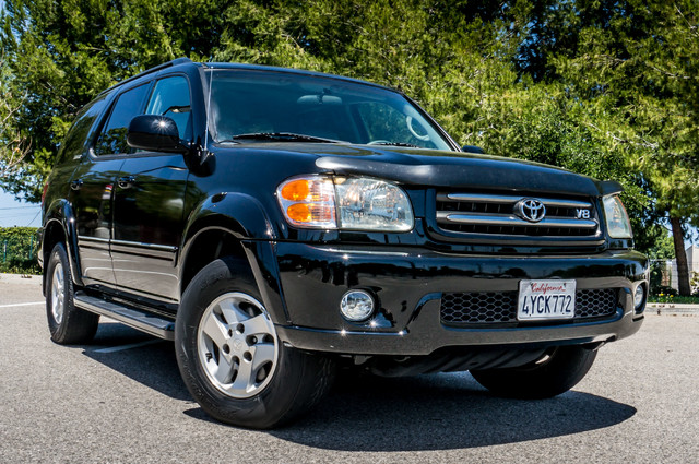 2002 Toyota Sequoia Limited - AUTO - SUNROOF - 3RD ROW - 1-OWNER Reseda, CA 42