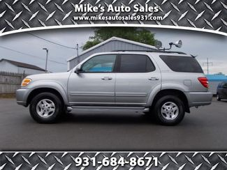 2002 Toyota Sequoia Limited Shelbyville, TN