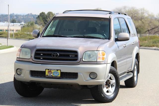 2002 Toyota Sequoia SR5 Santa Clarita, CA 4