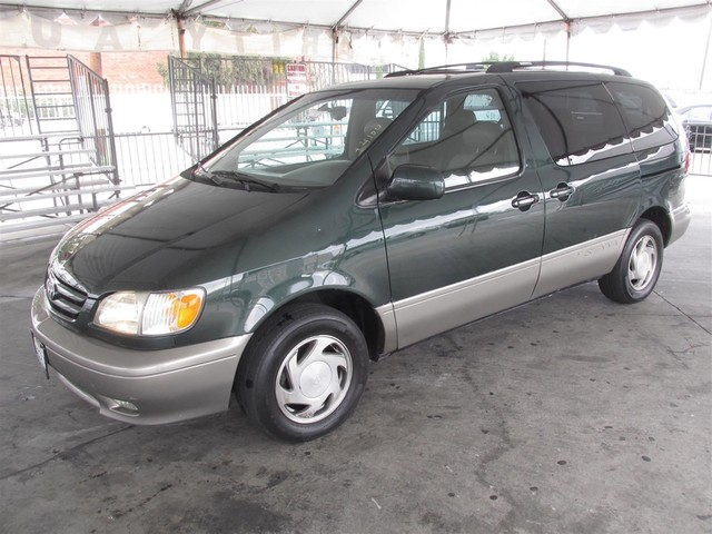 2002 Toyota Sienna XLE This particular Vehicle comes with 3rd Row Seat Please call or e-mail to c