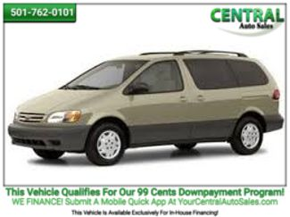 2002 Toyota Sienna CE | Hot Springs, AR | Central Auto Sales in Hot Springs AR