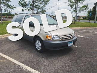 2002 Toyota Sienna CE Maple Grove, Minnesota