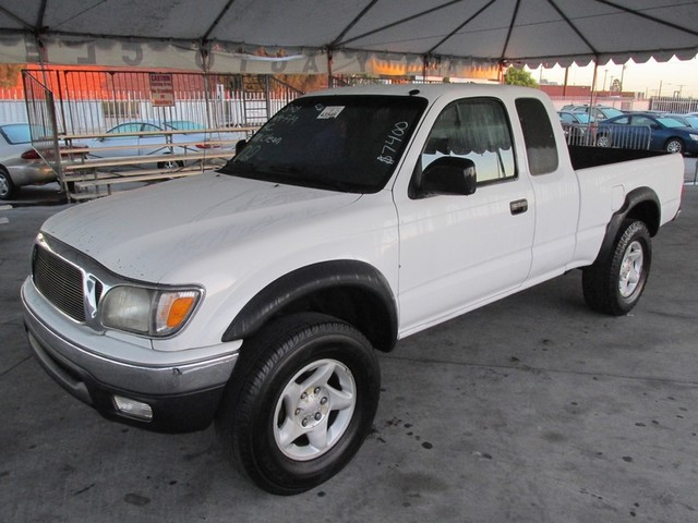 2002 Toyota Tacoma PreRunner Please call or e-mail to check availability All of our vehicles ar