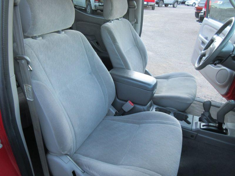 2002 Toyota Tacoma Double Cab SR5 4X4  Fultons Used Cars Inc  in , Colorado