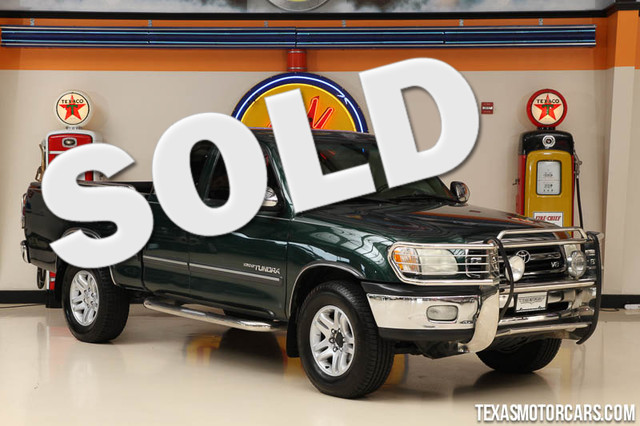 2002 Toyota Tundra SR5 This 2002 Toyota Tundra SR5 is in great shape with only 171 567 miles The