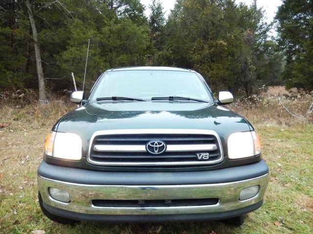 2002 Toyota Tundra SR5 4X4 Leesburg, Virginia 1