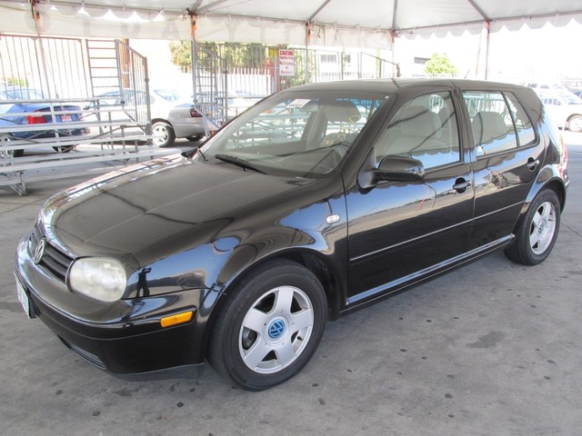 2002 Volkswagen Golf GLS Please call or e-mail to check availability All of our vehicles are ava