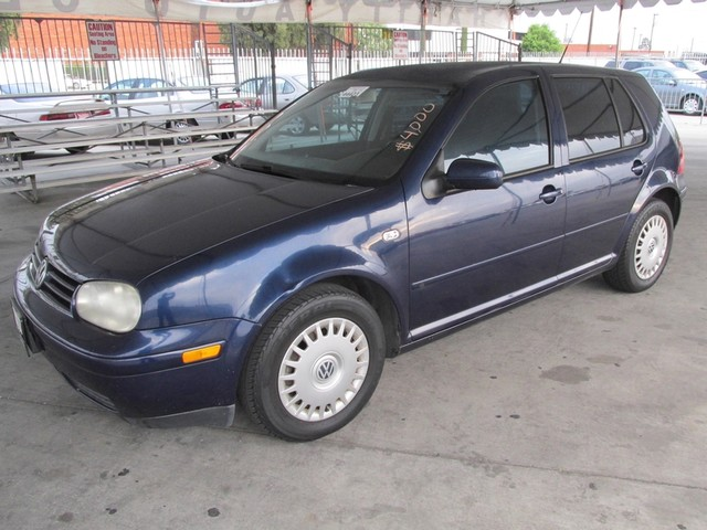 2002 Volkswagen Golf GLS Please call or e-mail to check availability All of our vehicles are av