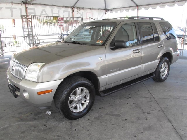 2002 Mercury Mountaineer This particular Vehicle comes with 3rd Row Seat Please call or e-mail to