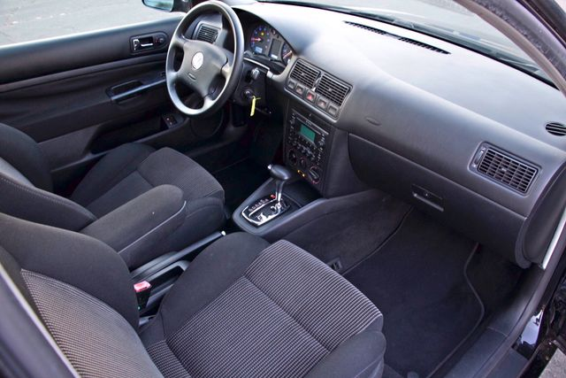 2002 Volkswagen GTI 1.8T HATCHBACK AUTOMATIC JUST GOT SERVICED WELL MAINTAINED ALLOY WHLS Woodland Hills, CA 17