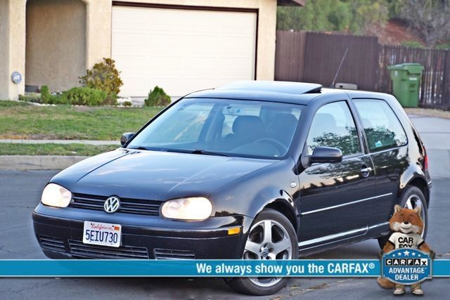 2002 Volkswagen GTI 1.8T HATCHBACK AUTOMATIC JUST GOT SERVICED WELL MAINTAINED ALLOY WHLS Woodland Hills, CA 0