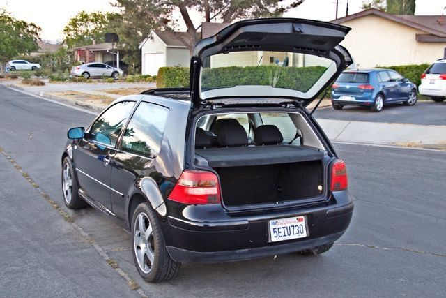 2002 Volkswagen GTI 1.8T HATCHBACK AUTOMATIC JUST GOT SERVICED WELL MAINTAINED ALLOY WHLS Woodland Hills, CA 20